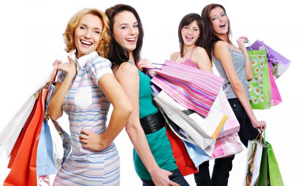 распродажи женской одежды