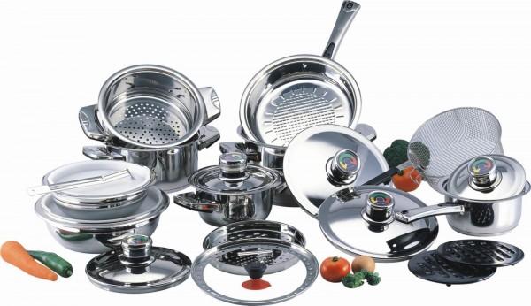 безопасная кухонная посуда