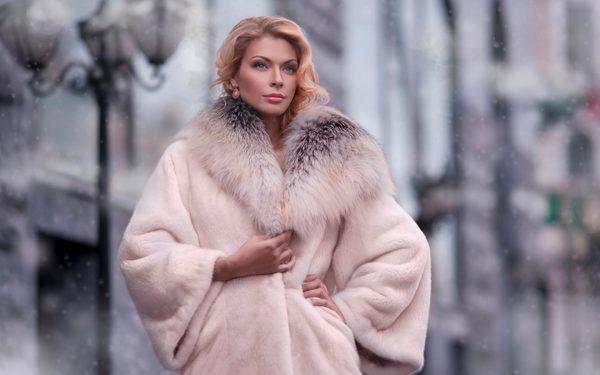 модные шубы зима 2014