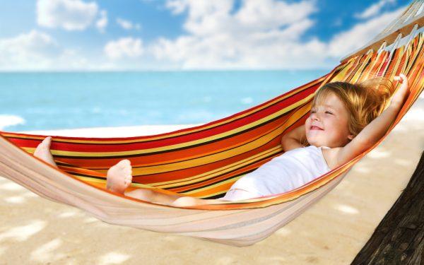 летний семейный отдых
