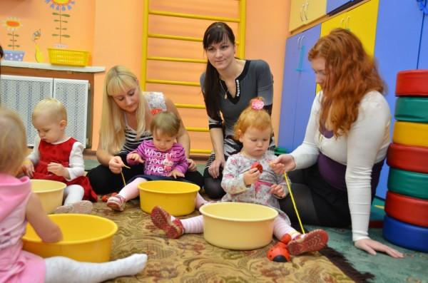 развивающие центры для детей