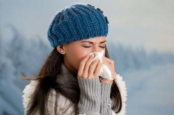 сезонные простуды