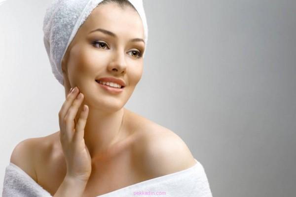 влияние на кожу женщины