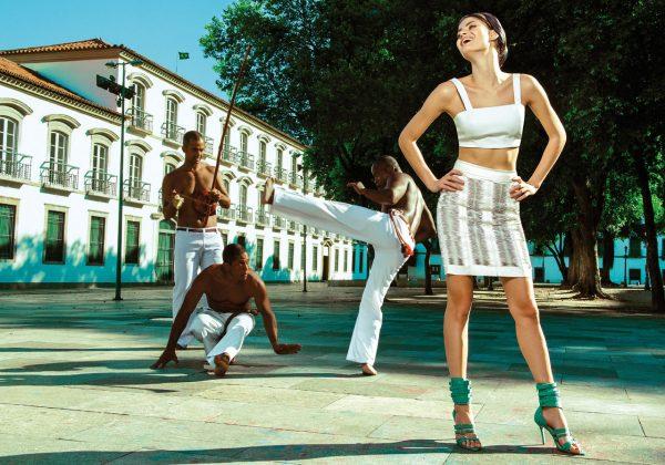 Модные цвета и оттенки лета 2014: определяемся с цветовым решением гардероба
