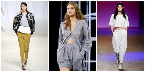 Модные тенденции в женской одежде: лето 2014