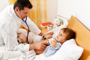 Дети и хронические заболевания: рекомендуемая политика родителей