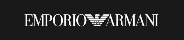 Логотип бренда Armani