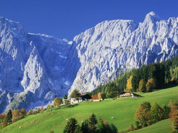 Австрия: популярные курорты, достопримечательности