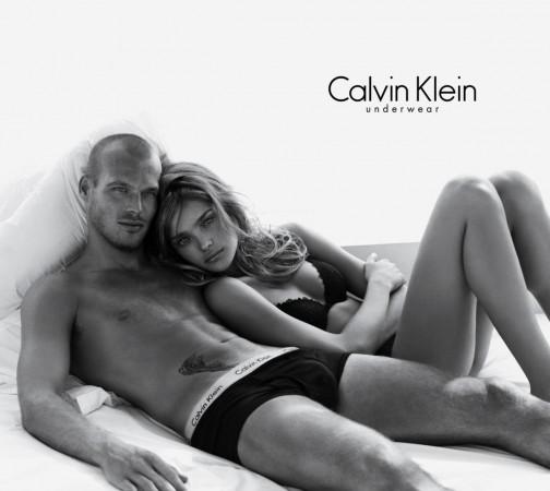 Минималистическое нижнее белье от Calvin Klein