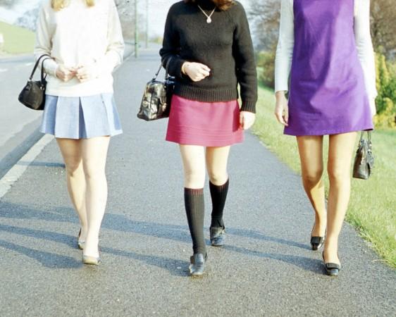 Мини-юбки от Мэри Куант