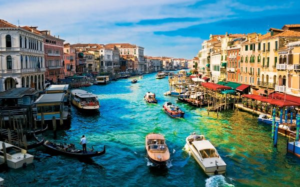 Фантастическое путешествие по Италии