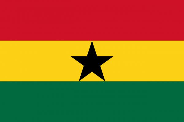 Визовый режим Ганы