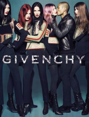 Мода от Givenchy - утонченность и дерзость