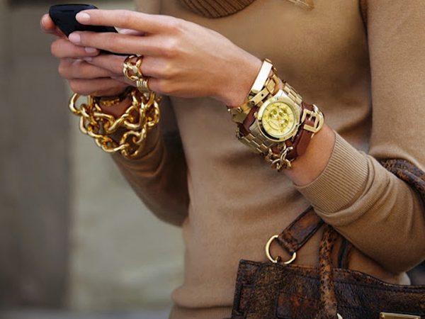 """Стильные """"наручники"""". Как выбрать наручные часы?"""
