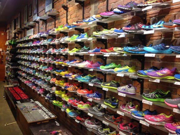 Идеальные кроссовки для фитнеса
