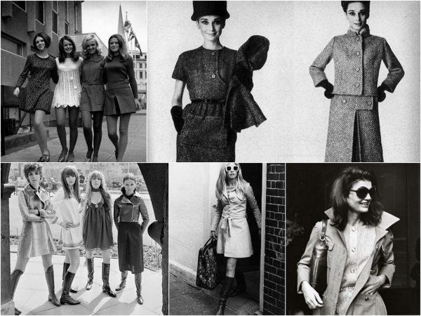 Ведущее направление в моде 20-х годов - минимализм