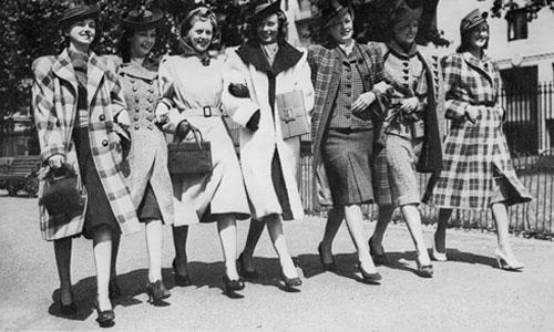 Новые веяния моды 20-х годов