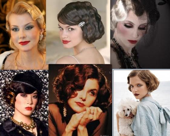 Как выглядели девушки в 30-х годах?