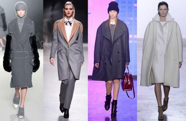 Модные фасоны 2014-2015