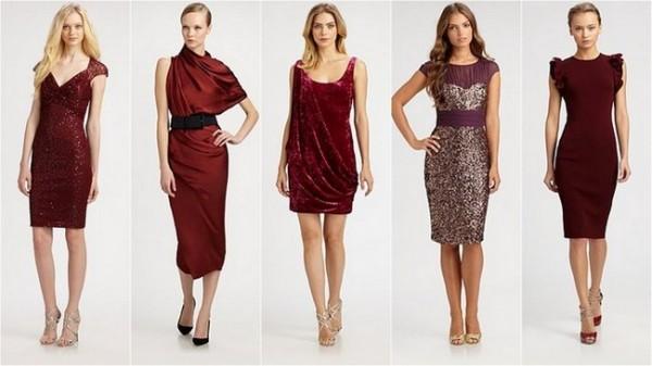 Шикарной женщине шикарное новогоднее платье