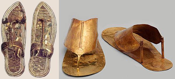 «Обувная» история – что носили в прежние времена