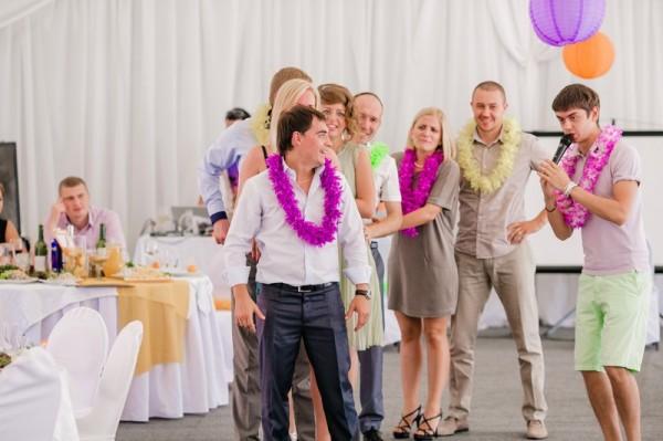 Свадебные конкурсы: оригинальные идеи