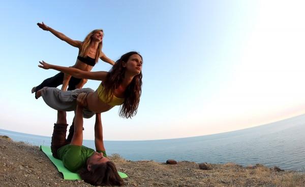Зачем нужна парная йога?