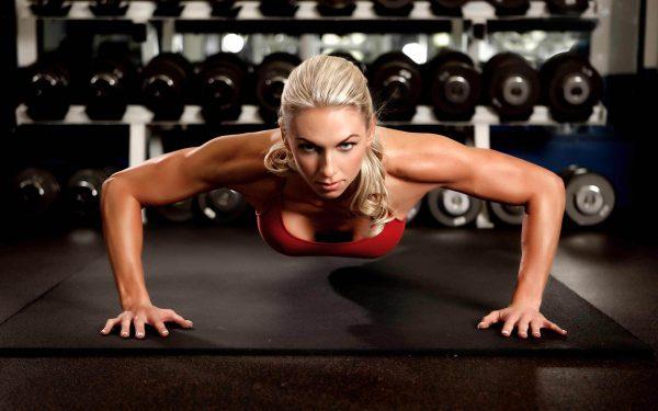 Push Up: тренируем грудь