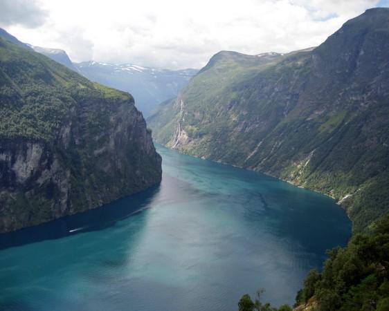 Страна полночного солнца - Норвегия