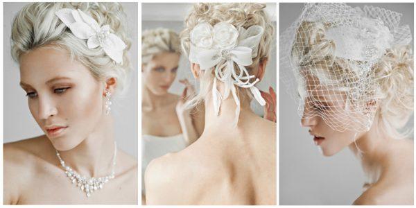Свадебные аксессуары для волос - путь к неотразимой свадебной прическе