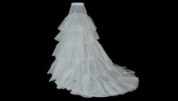 Особый элемент свадебного наряда