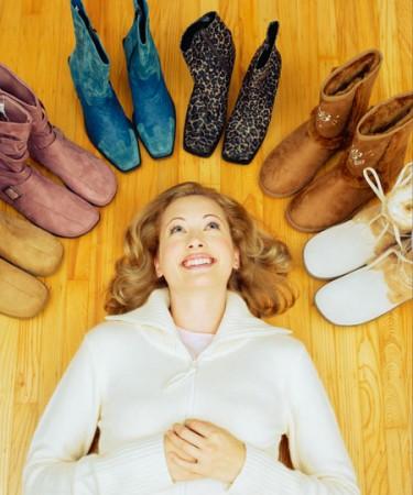 Ценные советы по уходу за вашей зимней обувью
