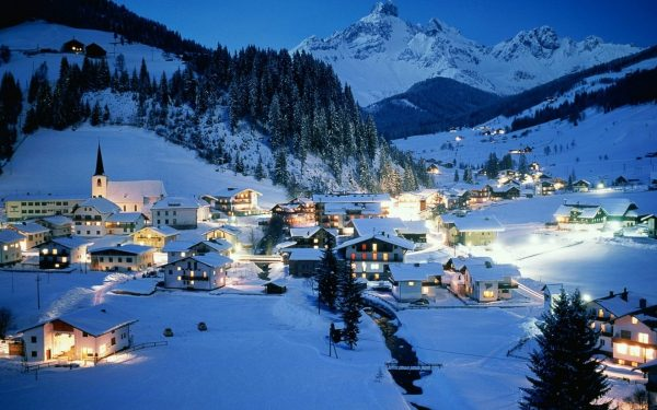 В Австрию за сладким искушением!