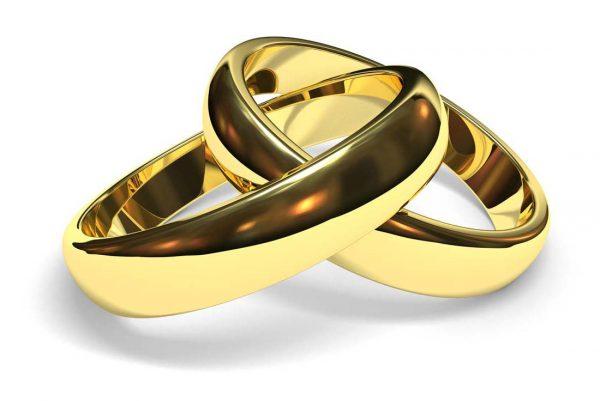 Золотые обручальные кольца: выбор за вами!