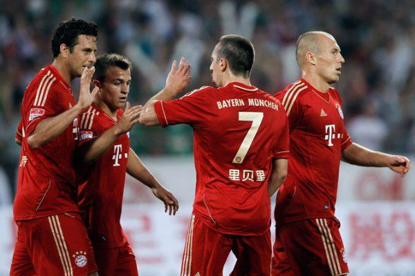 «Бавария» — флагман немецкого футбола