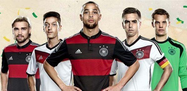 Фавориты мирового футбола — Бундесманшафт