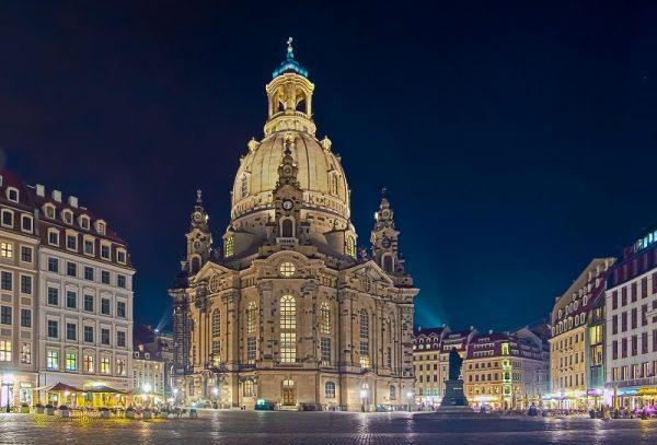 Церковь Богородицы в Дрездене