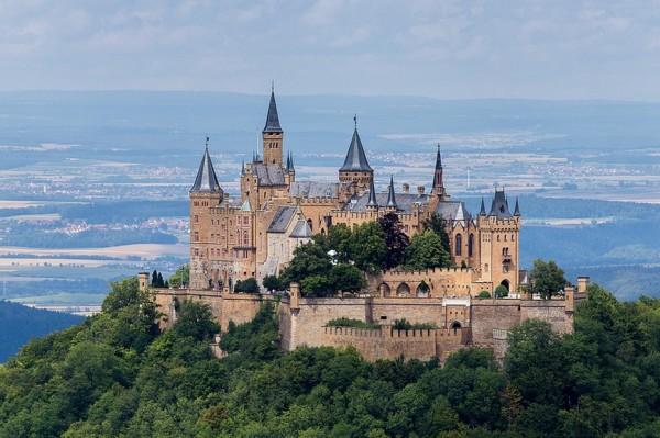 Гогенцоллерн — замок над облаками