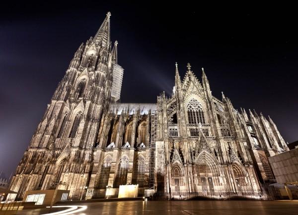 Кельнский собор — жемчужина немецкой архитектуры