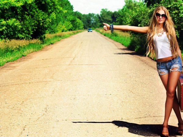 Путешествия по миру автостопом