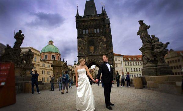 Свадьба в Чехии - начало счастливой семейной жизни