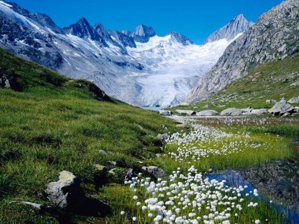Такая интересная Швейцария...