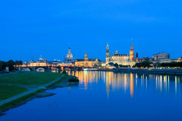 Великолепный Дрезден