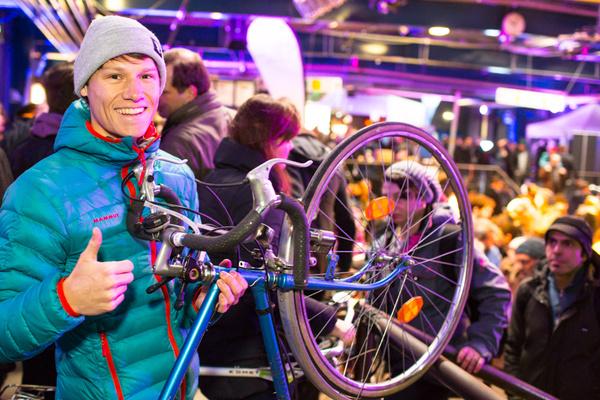 Велосипедная культура в Германии