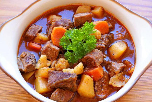 Изумительный аромат венгерской кухни!