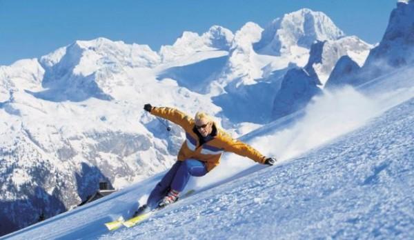 Популярные зимние виды спорта в Германии
