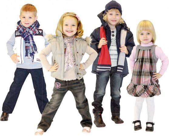 Детская обувь и одежда для путешествий в любом возрасте