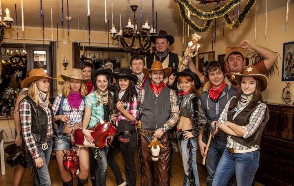 Вечеринка в ковбойском стиле
