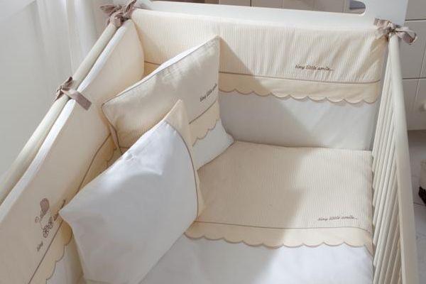 Как сшить бампер на детскую кроватку своими руками
