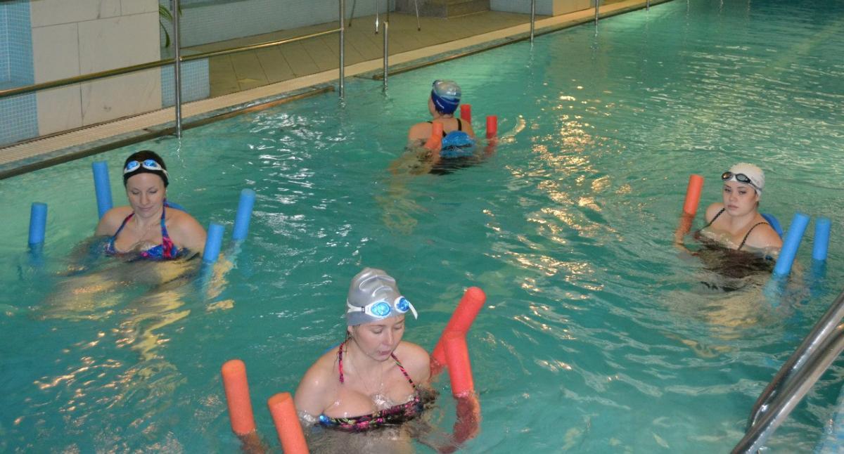 Школа для беременных с бассейном 93